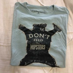 Lucky Brand Shirts - Lucky brand graphic T